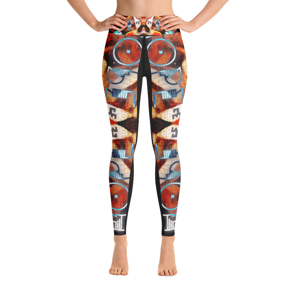 Triune Hope Yoga Leggings