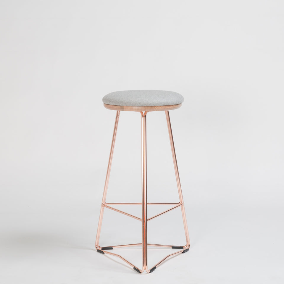 TRI650 soft top stool