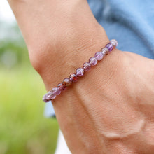 Load image into Gallery viewer, Genuine Auralite 23 Strand Bracelet