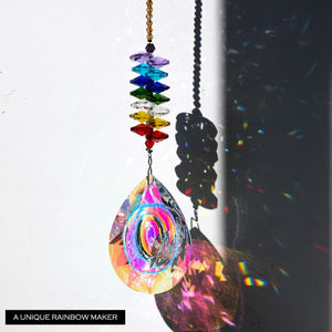 Hanging Crystal Prism Sun-Catcher