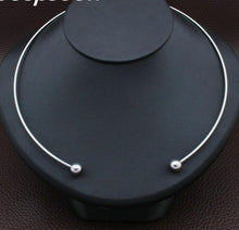 Load image into Gallery viewer, Romantic Stainless Steel Torque Necklace