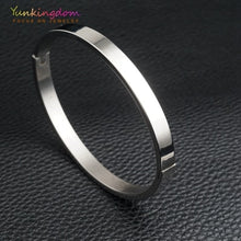Load image into Gallery viewer, Titanium Steel Bangle