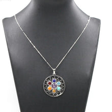 Load image into Gallery viewer, Reiki Amulet Necklace