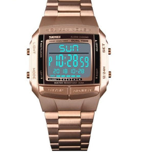 Digital Sports Waterproof Watch