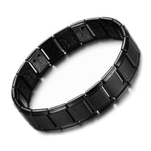 Load image into Gallery viewer, Stainless Steel Arthritis Therapy Magnetic Bracelet
