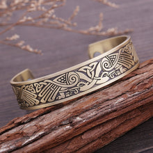 Load image into Gallery viewer, Antique-Bronze Magnetic Therapy Bracelet for Pain Relief & Arthritis
