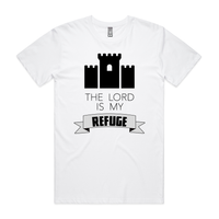 The Lord is My Refuge Tee