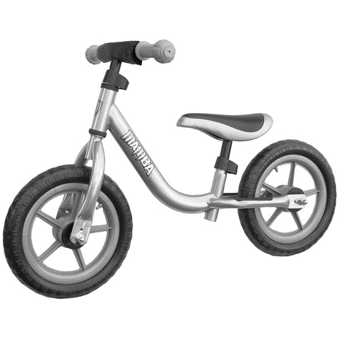 Chrome Balance Bike - Mamba Sport