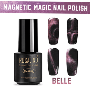 Magnetic Magic Nail Polish
