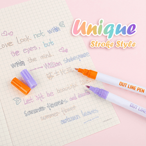Candy Tone Outliner Pens