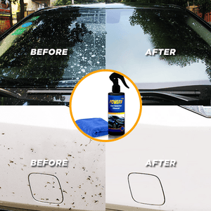 PowerV™ Car Exterior Cleaner