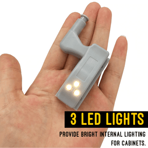 Cabinet LED Sensor Lamp (6PCS)