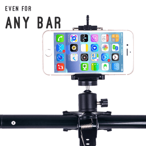 360° Lazy Phone Holder Clip