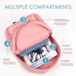 Travel Pocket Backpack