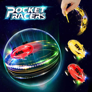 Pocket Racer Stunt Car