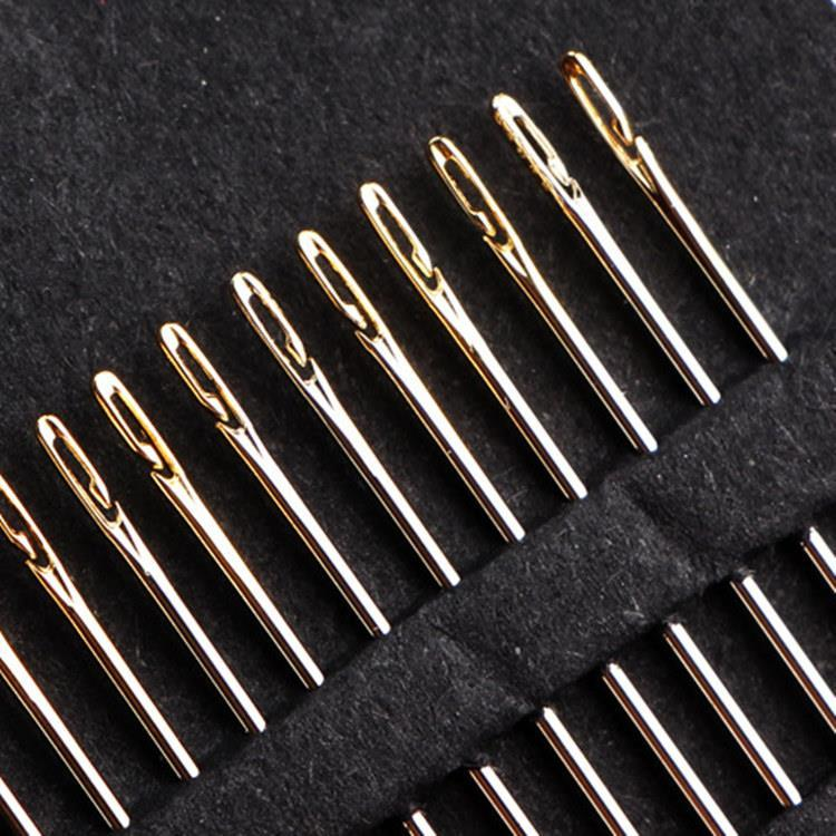 One Step Threading Needles (12 PCS)
