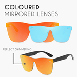 Infinity Fashion Colored Sunglasses