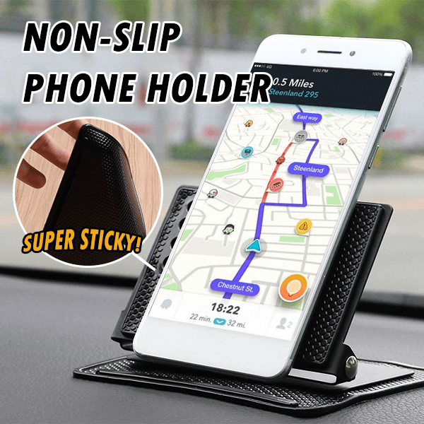 Silicone Non-slip Phone Holder
