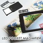 LED Pocket Magnifier