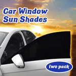 Car Window Sun Shades ( 2 PCS )
