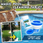 Magic Pool Cleaning Tablet
