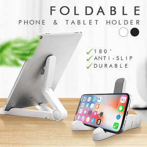 Foldable Phone & Tablet Holder