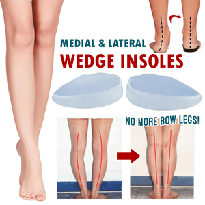 Medial & Lateral Wedge Insoles