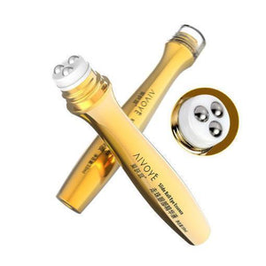 Luxury 24K Gold Under-Eye Roller - Clevativity