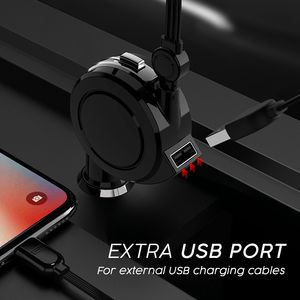 Universal Car Phone Roller Charger