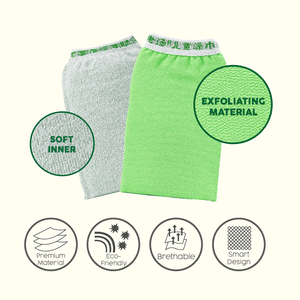 Korean Exfoliating Scrubber Glove