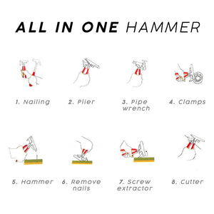 All In One Hammer