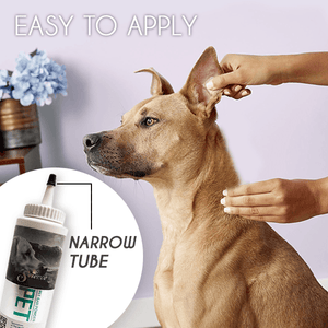 Easy Cleaning Pets Ear Powder