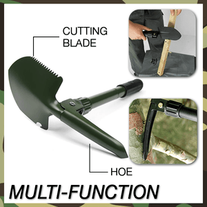 Foldable Military Outdoor Shovel