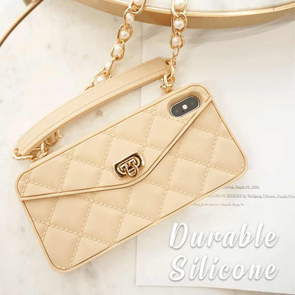 Cross-body Wallet Iphone Case