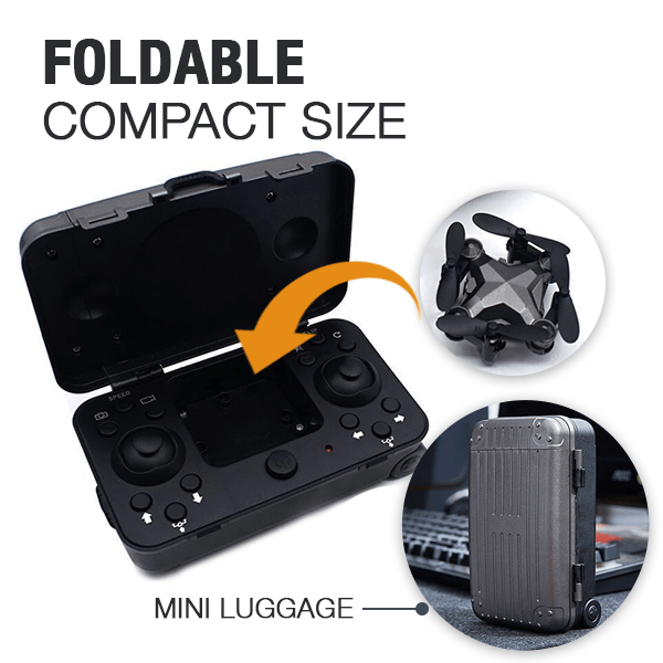 Foldable Mini Drone Camera