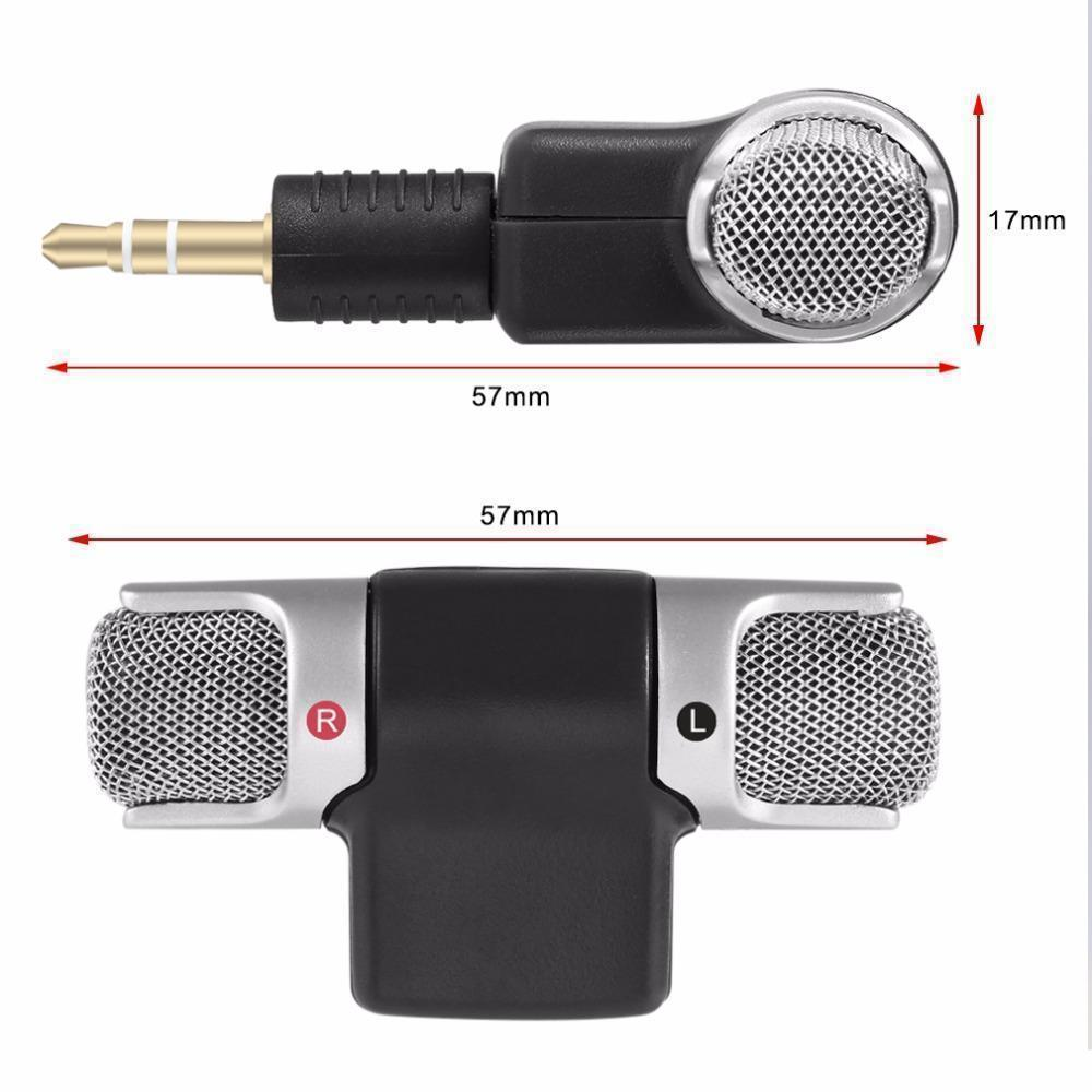Mini Microphone with Dual-Channel - Clevativity