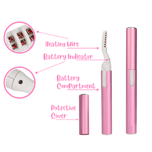 Beauty Heated Eyelashes Curler Pen