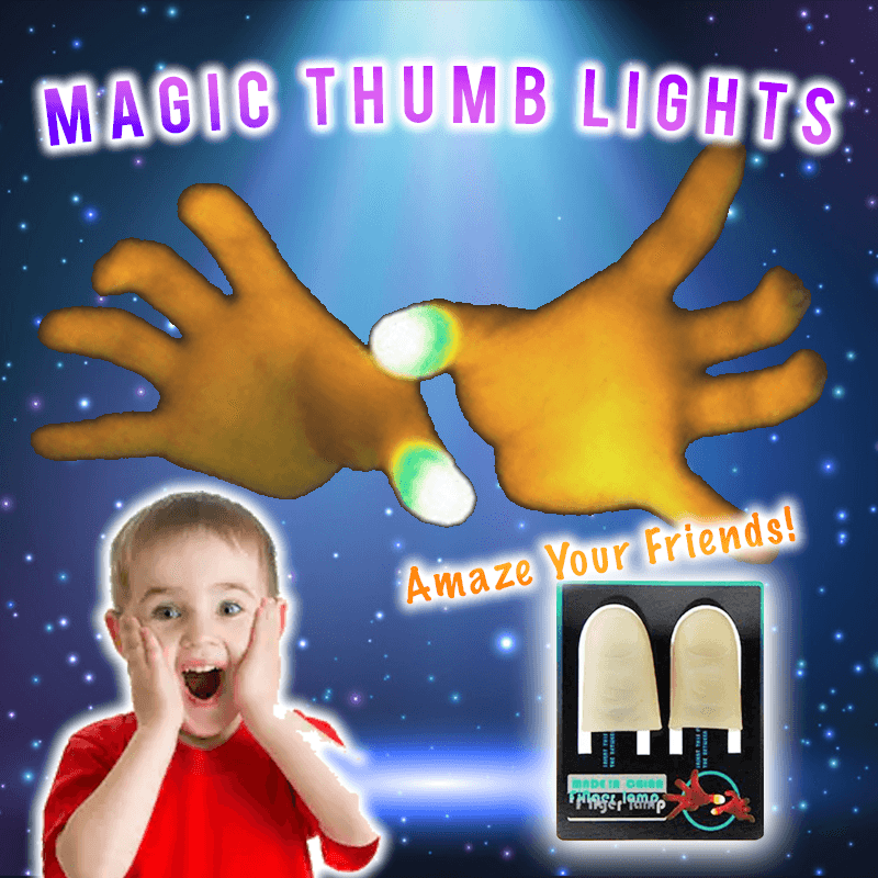 Magic Thumb Lights