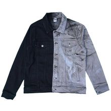 Load image into Gallery viewer, Acid Rain Denim Jacket - Mykes Lab