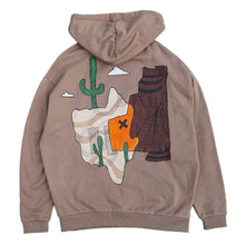 Load image into Gallery viewer, Desert Landscape Hoodie - Mykes Lab clothing streetwear tshirt tee sweater hoodie garments