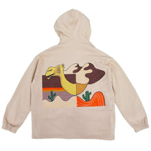 Load image into Gallery viewer, Saharan Hallucination Hoodie - Mykes Lab
