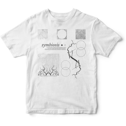 Symbiosis Heavy Tee - Mykes Lab clothing streetwear tshirt tee sweater hoodie garments