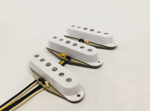 "River Pickups ""The Colorado"" - complete set of 3 guitar pickups. Strat style stratocaster single coil pickups"
