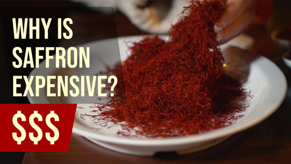 VIDEO: Is Saffron Really Worth Its Weight In Gold?