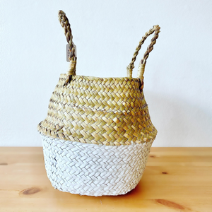 Seagrass Basket (Natural)