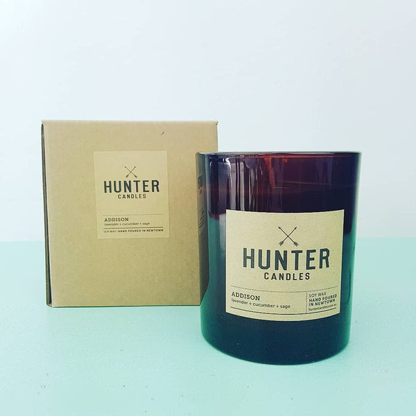 Hunter Candles