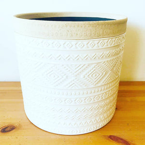 Aaro Textured Pot (Large)