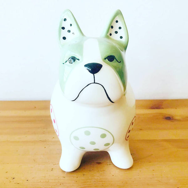 Bulldog Planter