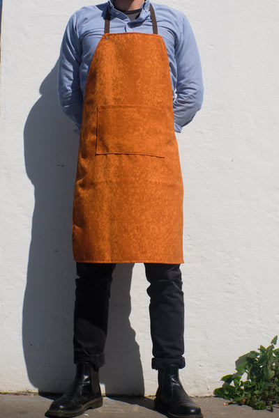 Prolog Apron - Orange