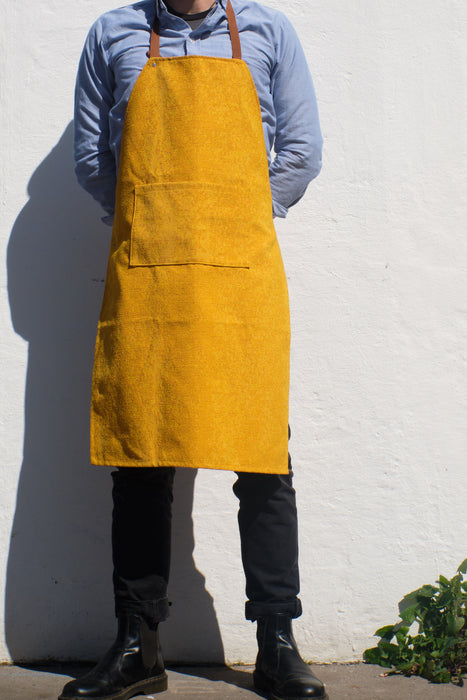 Prolog Apron - Yellow